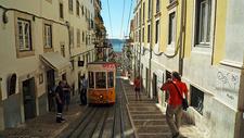 葡萄牙里斯本有轨电车图片