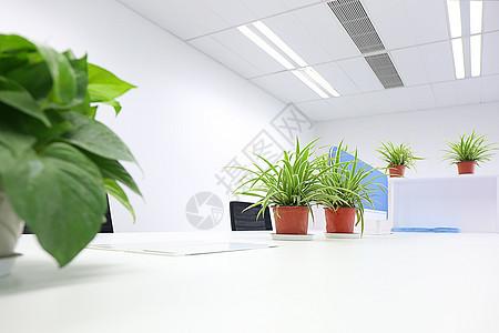 明亮的办公环境图片