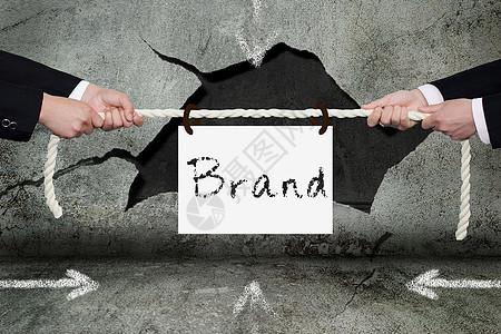 BRAND商业背景下载图片