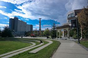 温哥华的大学图片