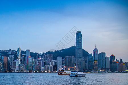 香港维港景色图片
