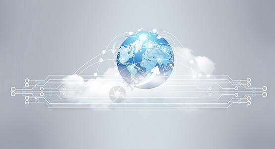 线路科技云图片