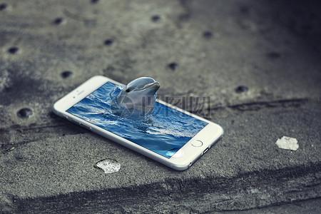 3d立体手机图片