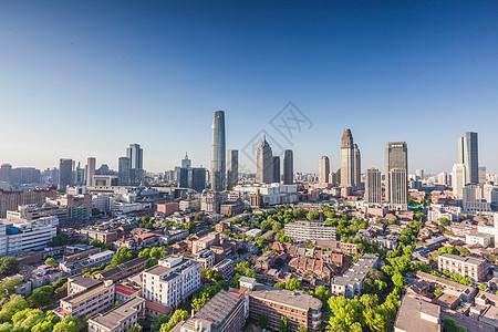 天津建筑城市风光图片