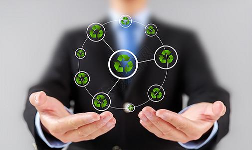 商务环保科技图片