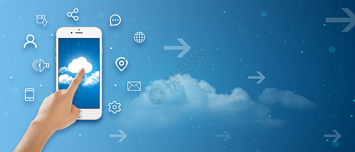 云服务科技banner图片