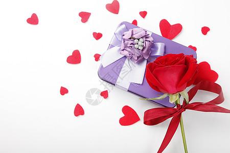 玫瑰花礼物图片