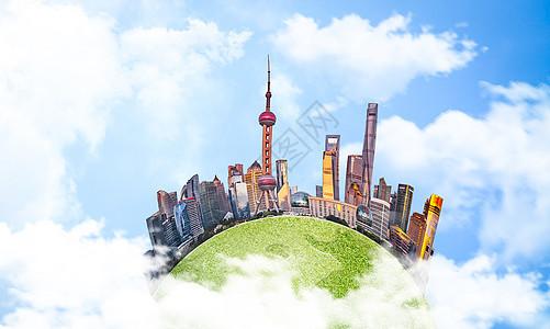 城市环保科技图片