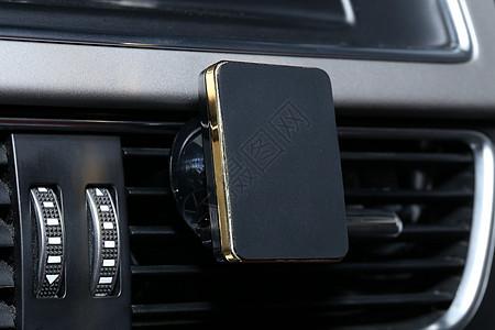 车载手机支架图片