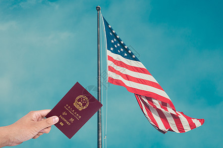 出国留学在美国图片