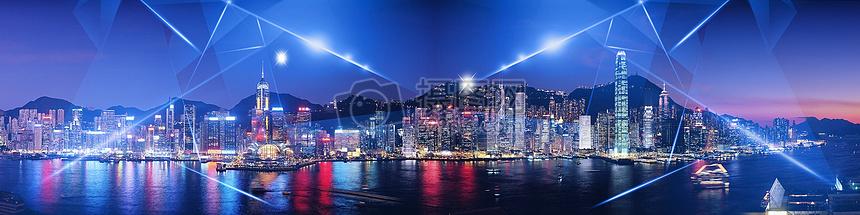 城市科技背景banner