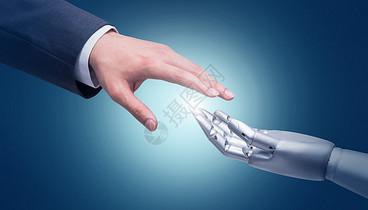 人工智能机械手图片