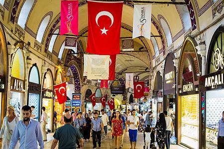 土耳其市场图片