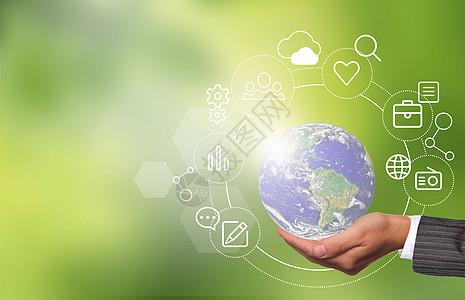 绿色环保科技图片