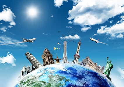 世界这么大,我想去旅行图片