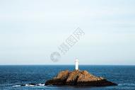 东极岛海天一线旅游风光图片