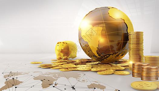全球化的金融图片