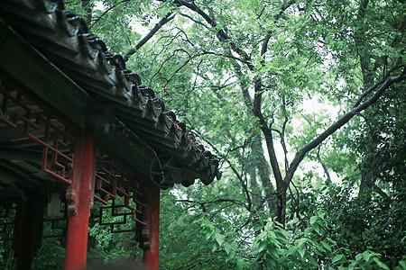 中式古典建筑图片
