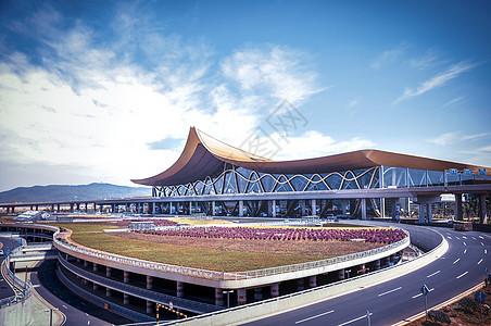 昆明长水机场图片