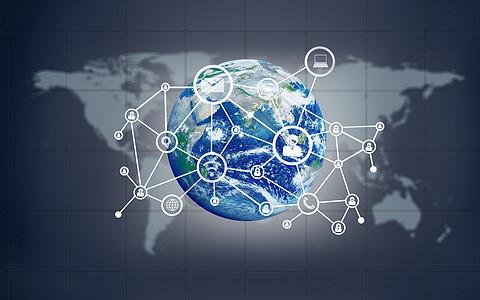 全球商务合作图片