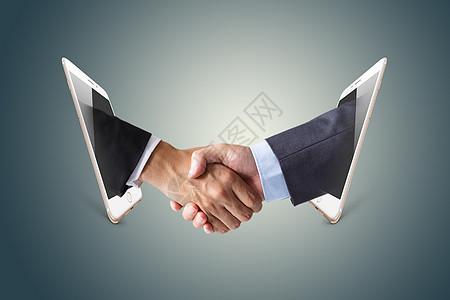 握手科技图片