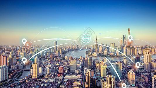科技与城市图片