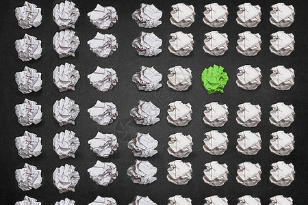 纸团绿色亮点图片