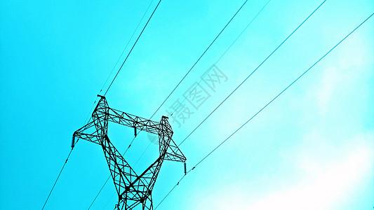 电线塔图片