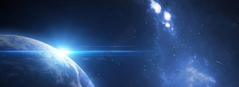 太空世界图片