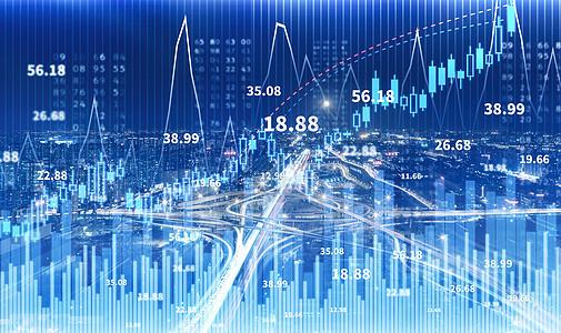 股票市场图表图片