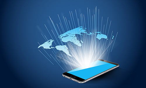 移动通讯科技图片