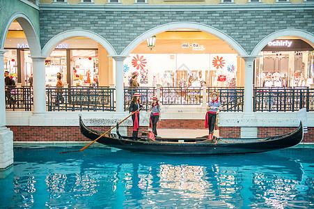 威尼斯人酒店内景图片