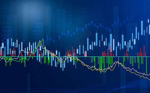 金融图表图片