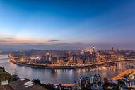 重庆夜景城市风光图片