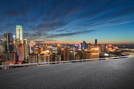 重庆城市道路图片