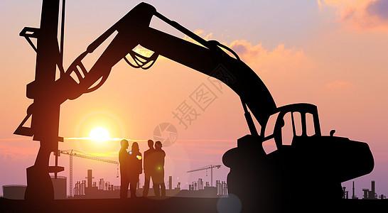 工业与工厂背景图片