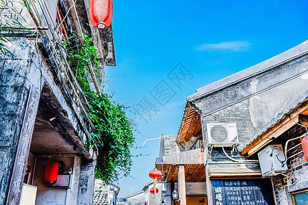 古城建筑图片
