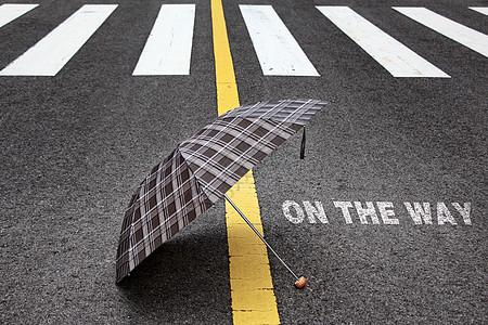 一把雨伞图片