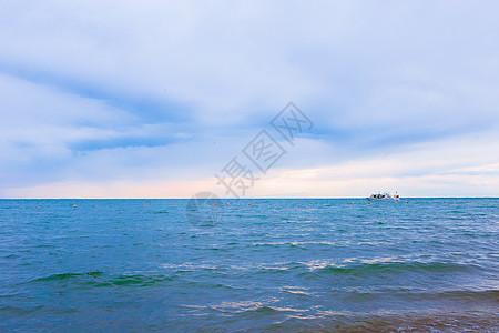 新疆旅游景点博斯腾湖美图图片