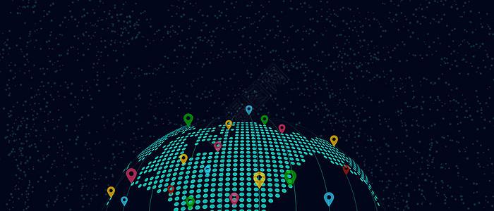 大数据全球化banner图片
