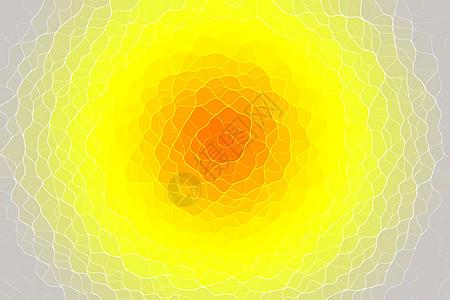 唯美抽象花丝图片