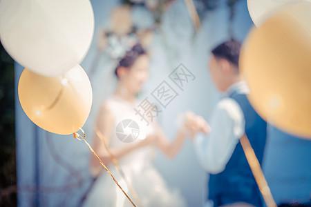 浪漫婚礼图片