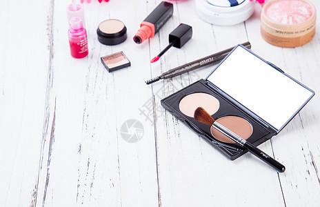 美容美妆道具图片
