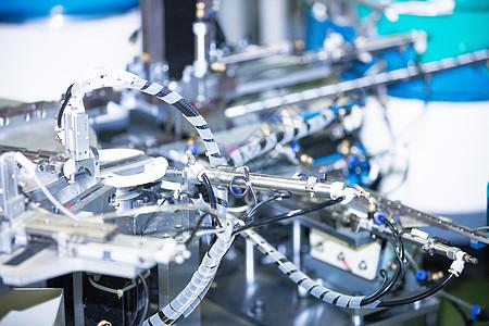 高端工厂机器图片