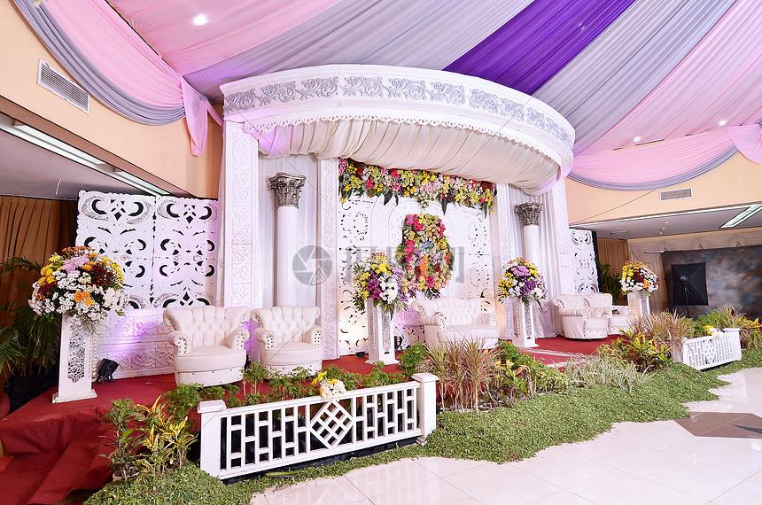 婚礼现场布置摄影图片免费下载_室内/家居图库大全