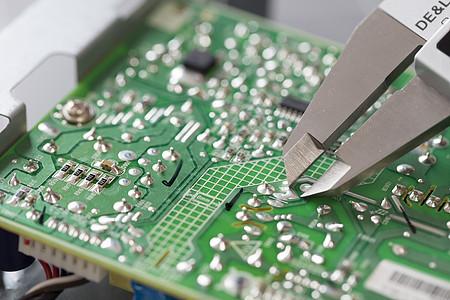 精密仪器维修图片