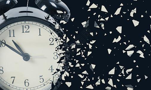 破碎时间图片