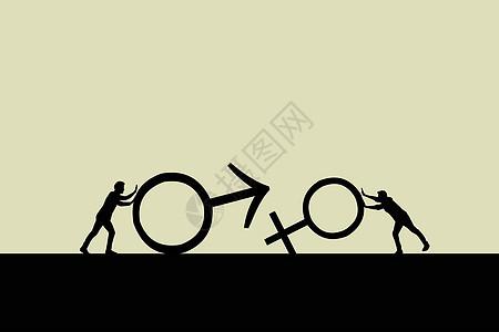 性别符号图片