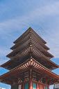 日本特色文化建筑图片
