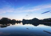 静静的漓江图片